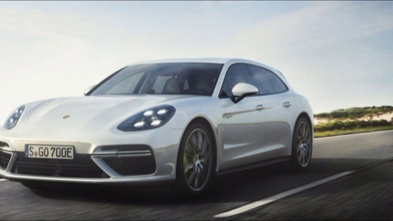 WATCH NOW! Porsche Panamera 2018 E Hybrids Review At first