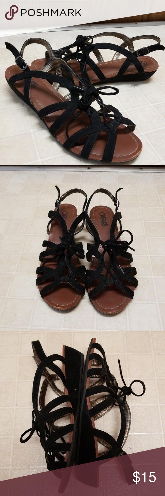 Carlos by Carlos Santana gladiator sandals