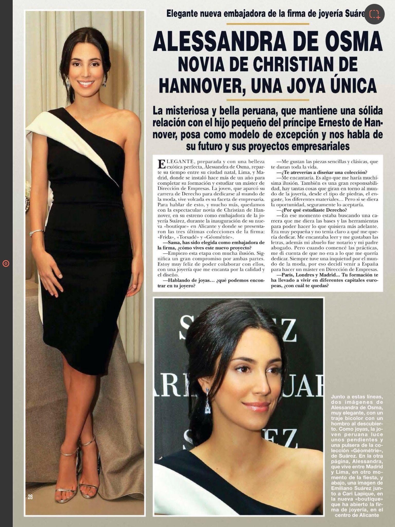 Allessandra De O Alessandra De Osma Vestidos De Trabajo Modelos