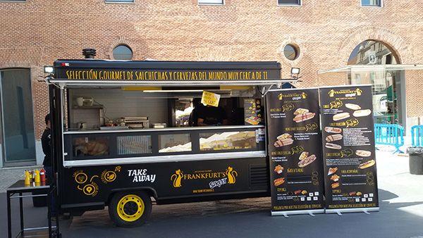 Food Truck Frankfurt
