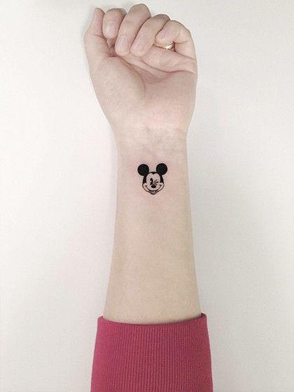 Disney-Tattoos » Die schönsten Ideen in der Bildergalerie