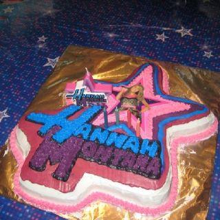 Prime Hannah Montana Cake With Images Hannah Montana Cake Sweet Treats Birthday Cards Printable Inklcafe Filternl