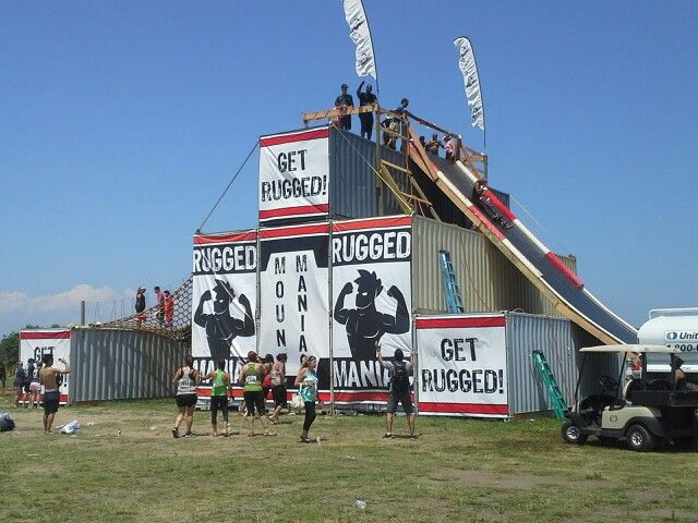 Rugged Maniac Nyc 6 29 13 Quot Every Day Is A Good Day When