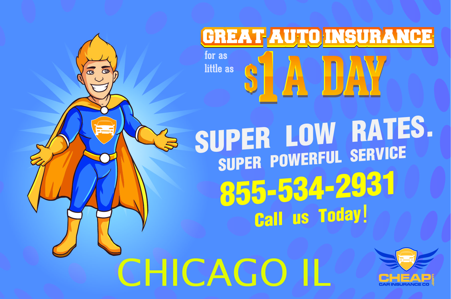 Cheapest Car Insurance Chicago Illinois Stop Over Paying On Auto