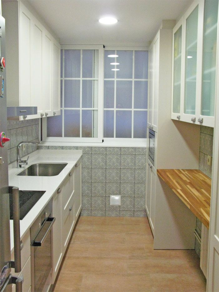 Muebles de cocina lacados a medida | COCINAS en 2019 | Pinterest ...