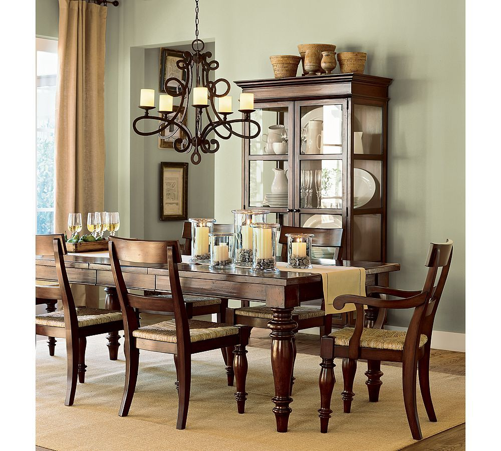 Images About Dining Room On Pinterest - Dining room table decor