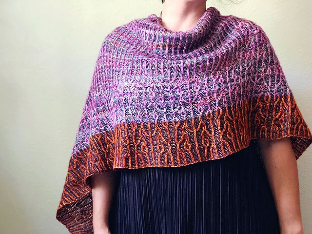 Brownstone Ivy Pattern By Lesley Anne Robinson Ravelry Knitting