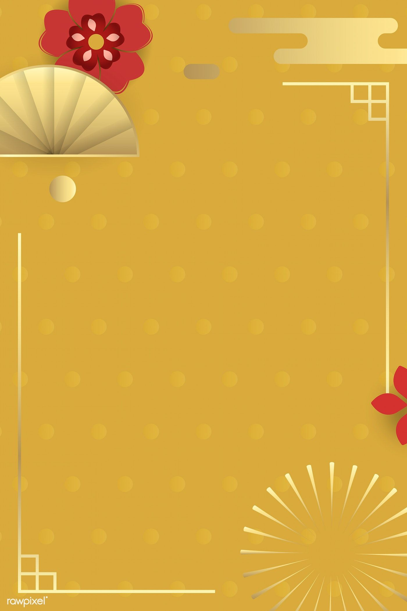 download premium vector of happy chinese new year 2020 background vector in 2020 happy chinese new year chinese new year 2020 chinese new year greeting chinese new year 2020