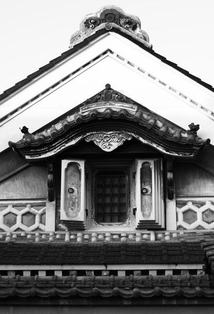 Japanese traditional warehouse, Kura 蔵