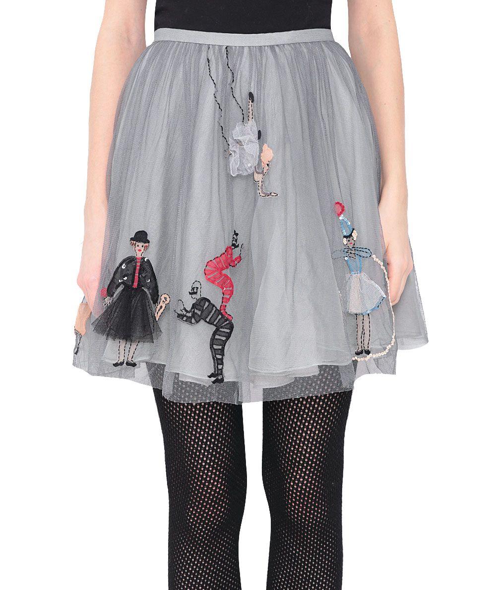 9a97c2e7c Red Valentino Tulle Circus skirt | Lindelepalais.com 41086 | My ...