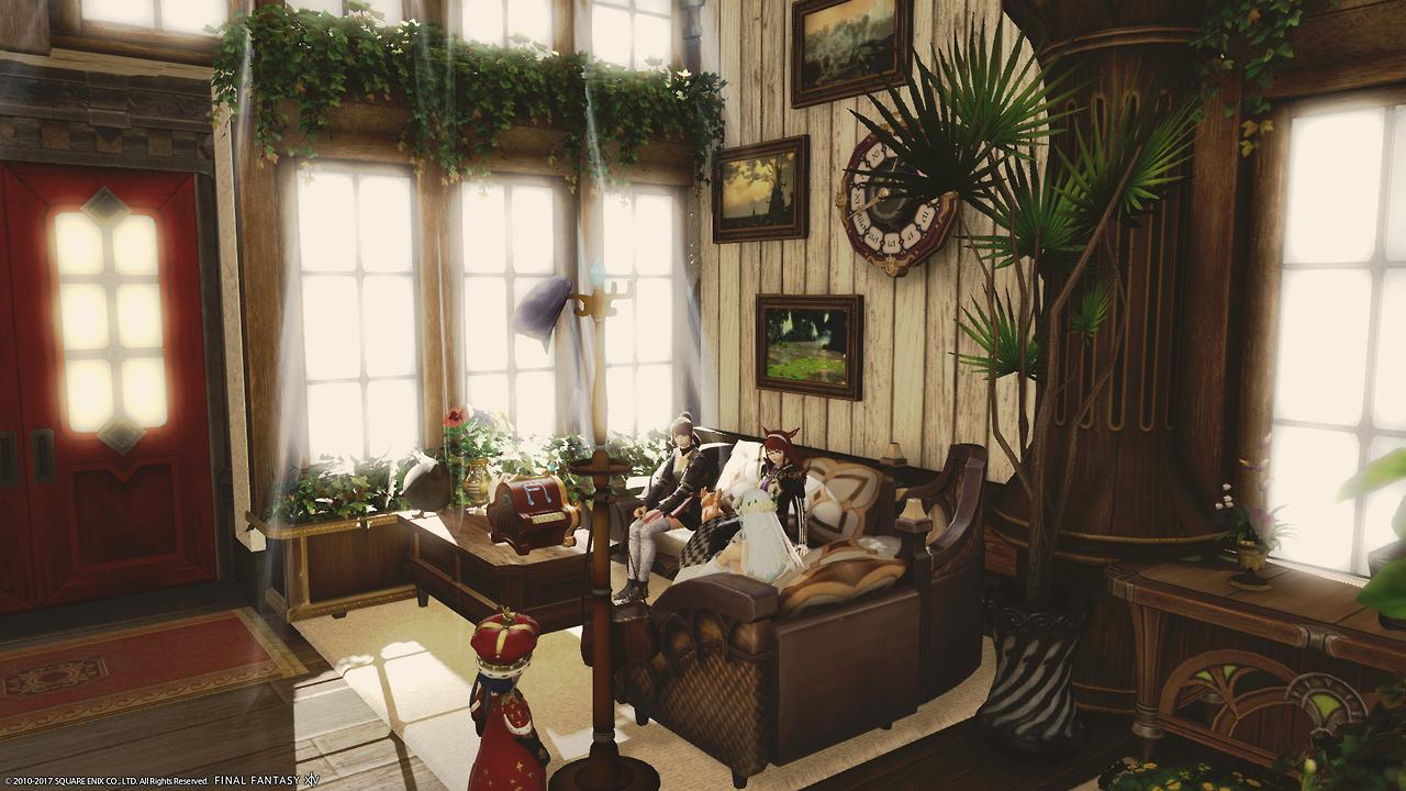Ffxiv Small House Interior Ideas Decorating Ideas