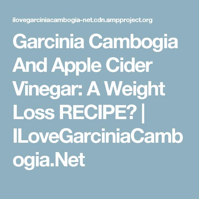 Garcinia lemon detox
