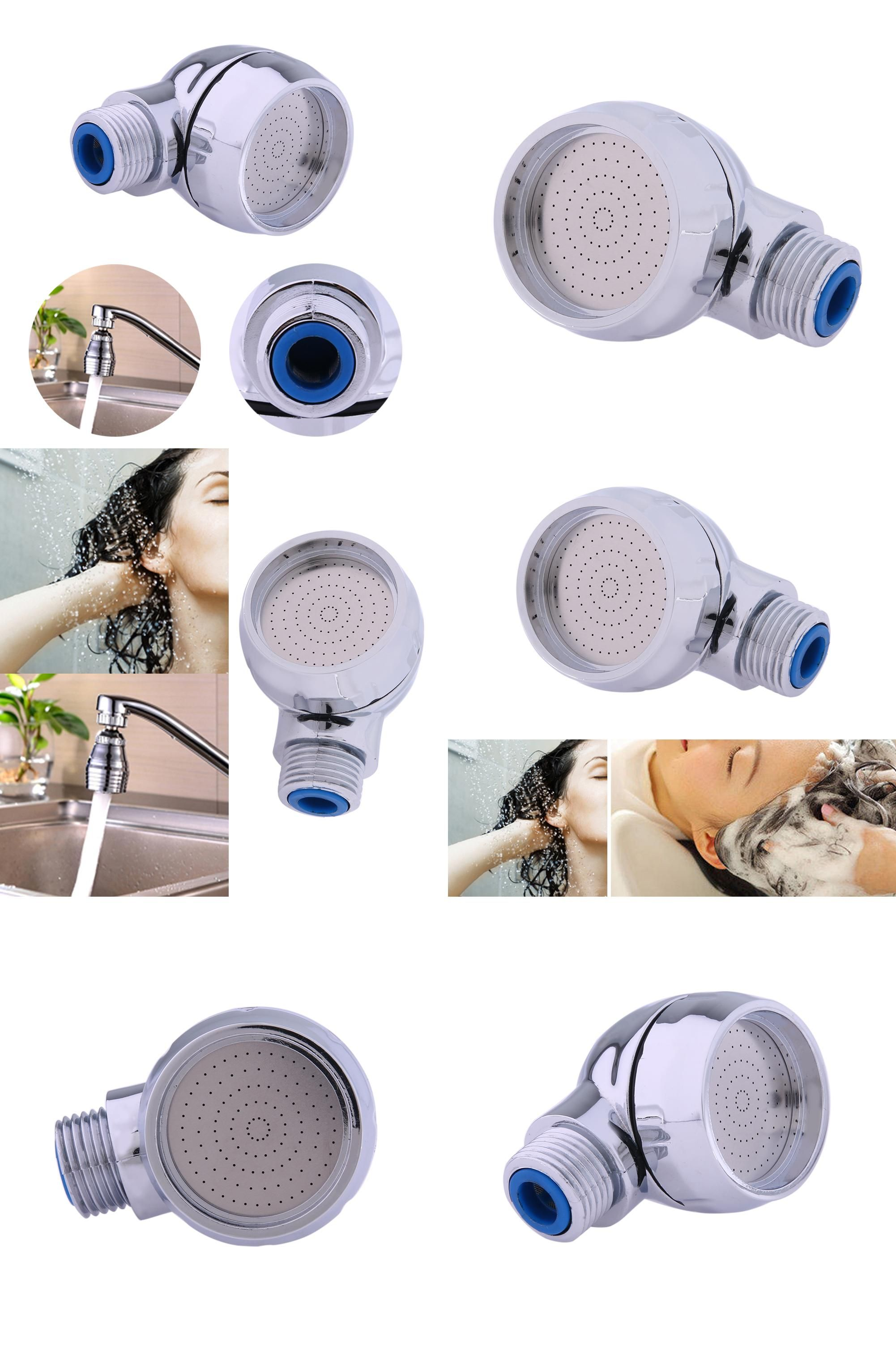 Visit to Buy 1Pcs Shower Head Adapter Water Saving Tap Connector