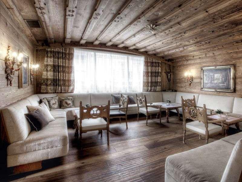 arredare il soggiorno in stile tirolese - soggiorno stile alpino ... - Soggiorno Stile Tirolese