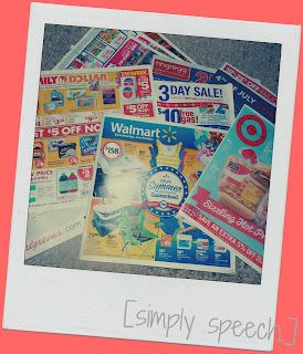 Save Those Sunday Ads!-many speech and language activities/ideas for the classroom.