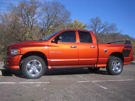 2005 Daytona Ram Go Mango
