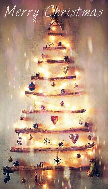 Christmas Lights Alternative Christmas Tree Alternative Christmas Christmas Diy