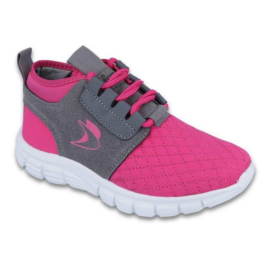 Befado Obuwie Dzieciece Do 23 Cm 516x033 Szare Rozowe Childrens Shoes Shoes Kid Shoes