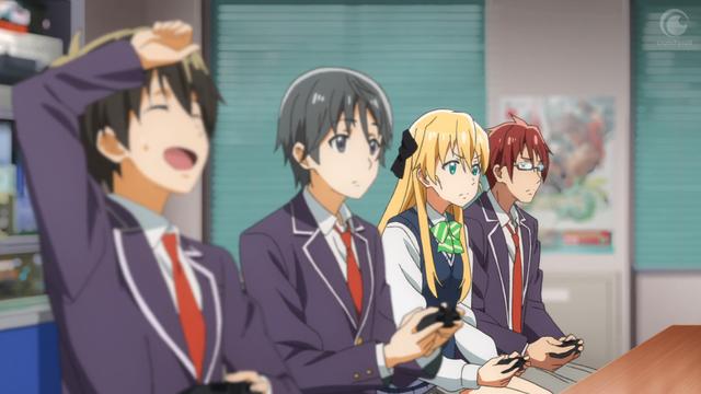 Terbaru 30 Foto Anime Gaming Keren Asal katanya dari