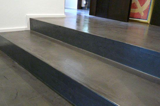 beton floor wall microtopping haus die 2 pinterest. Black Bedroom Furniture Sets. Home Design Ideas