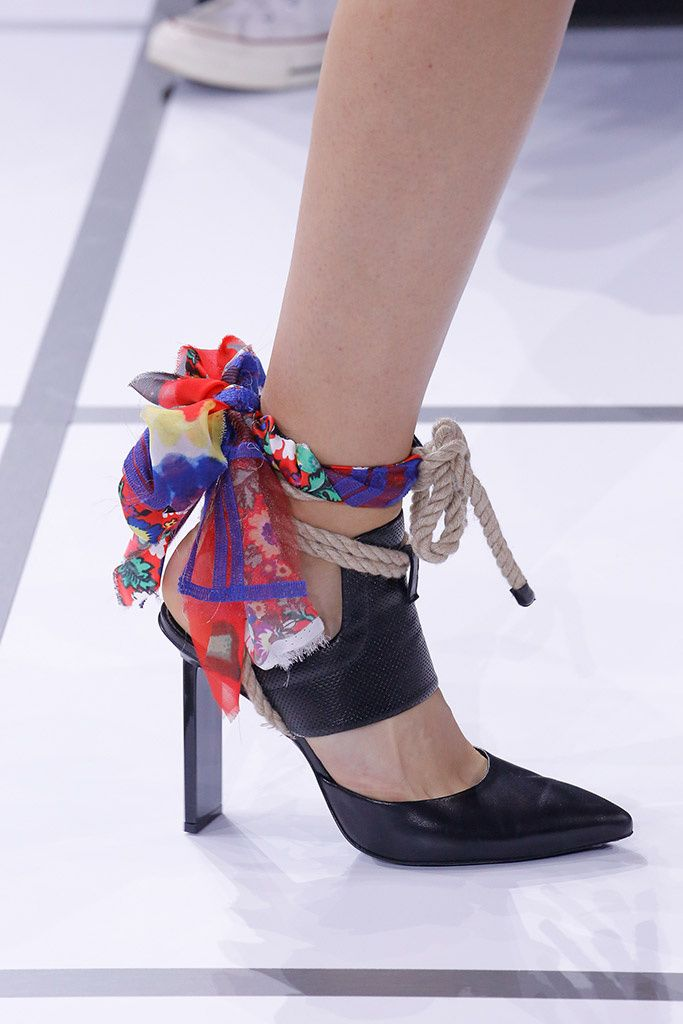 Gladiator Sandals Spring/summer sacai