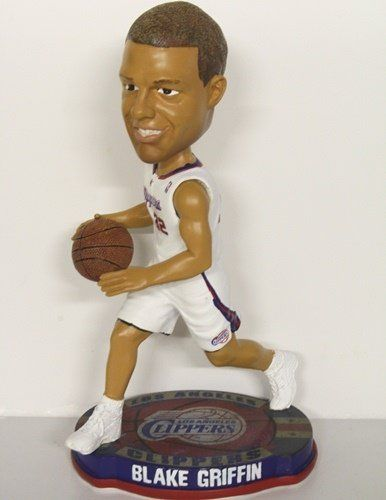 Blake Griffin Los Angeles Clippers 2012 NBA Bobblehead