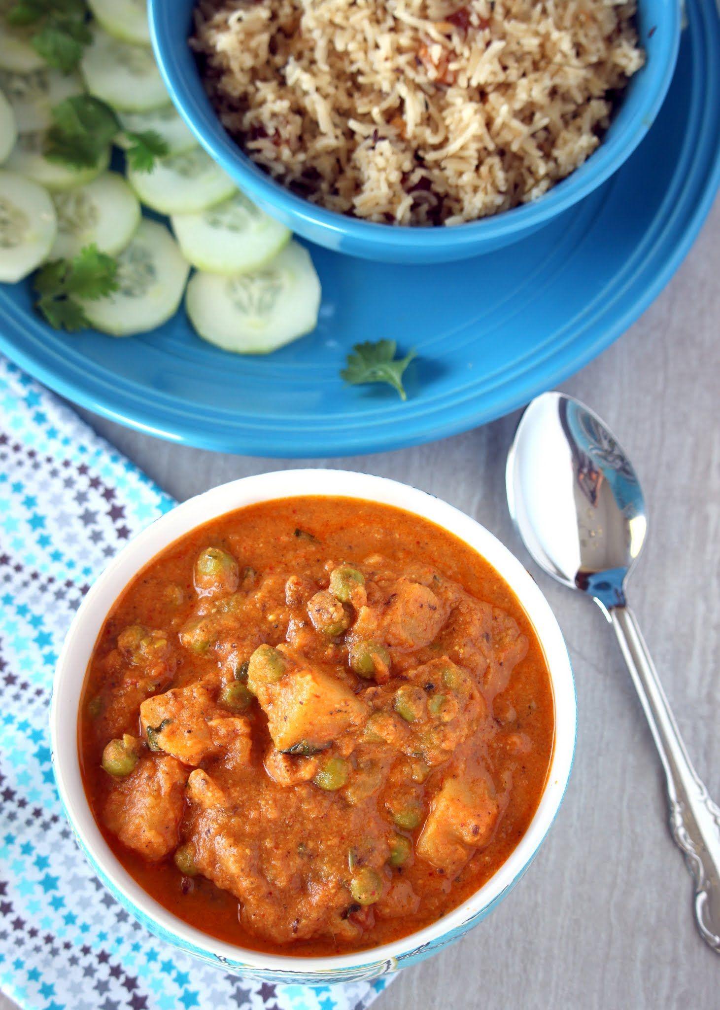 Jeyashri\'s Kitchen: VEGETABLE BIRYANI |NO ONION |NO GARLIC | Recipes ...