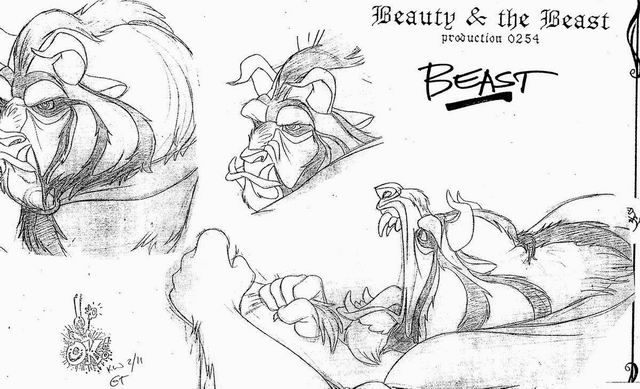 Image Result For Art Of Beauty And The Beast