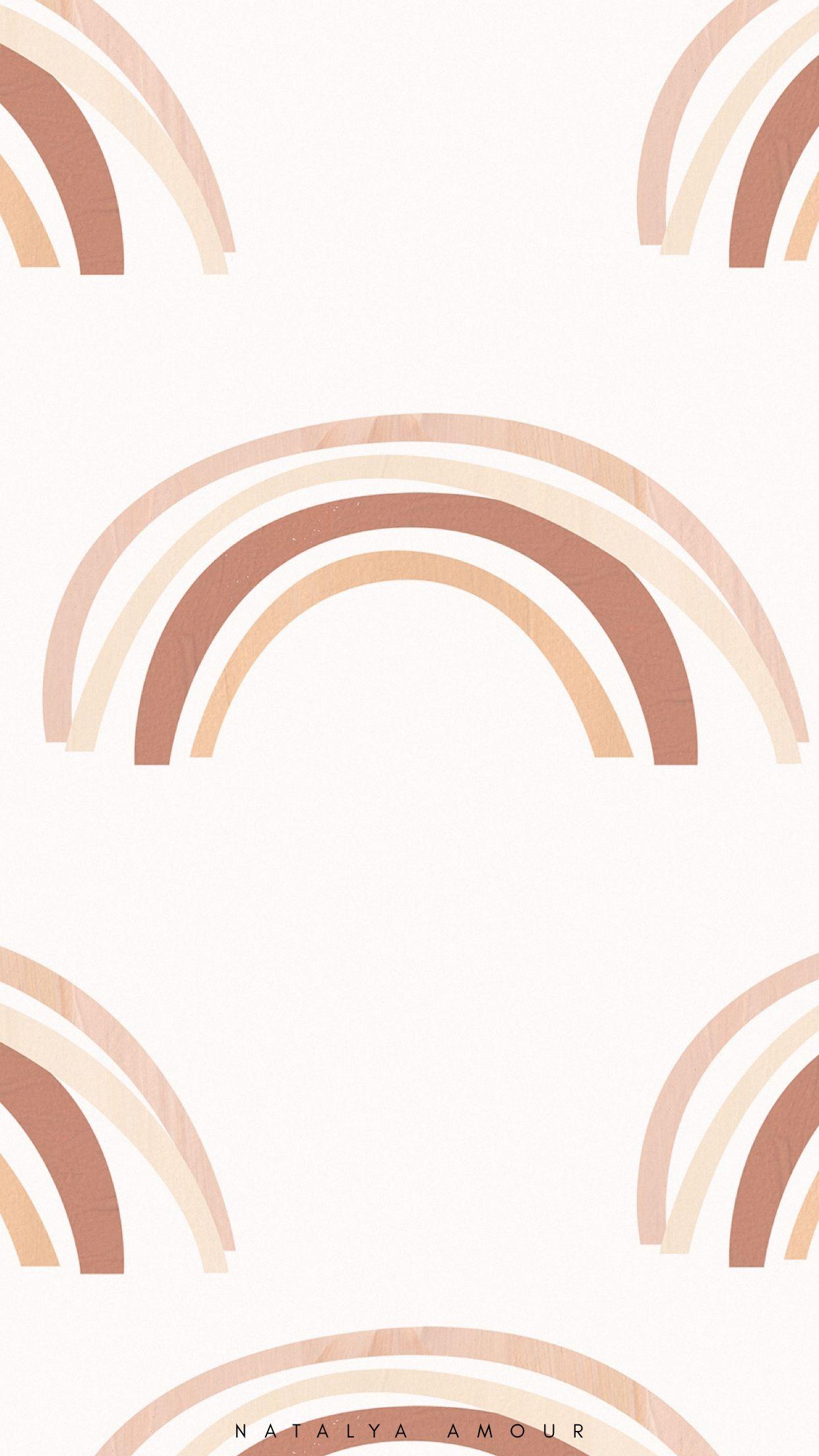 January Wallpaper Freebies Wallpaper Iphone Boho Boho Wallpaper Rainbow Wallpaper