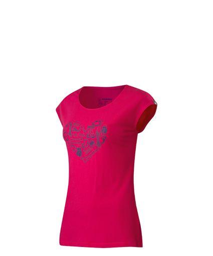 50ac4c15d4d9cf Cortina T-Shirt Women - Shirts and Pulls -  Mammut