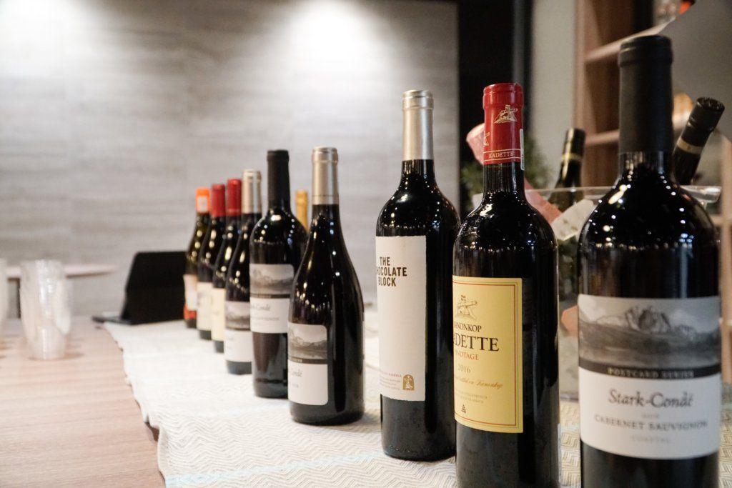 ワイン 南アフリカ