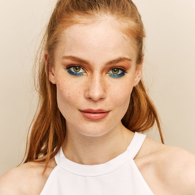 How To Wear Makeup With Freckles Makeup Com By L Oreal How To Wear Makeup Freckles Makeup Wedding Makeup For Brunettes