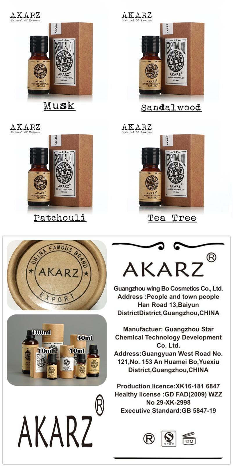 Visit To Buy Famous Brand Akarz 100 Pure Musk Sandalwood Patchouli Bioaqua Eye Care Essense Serum Mata Anti Keriput Tea Tree