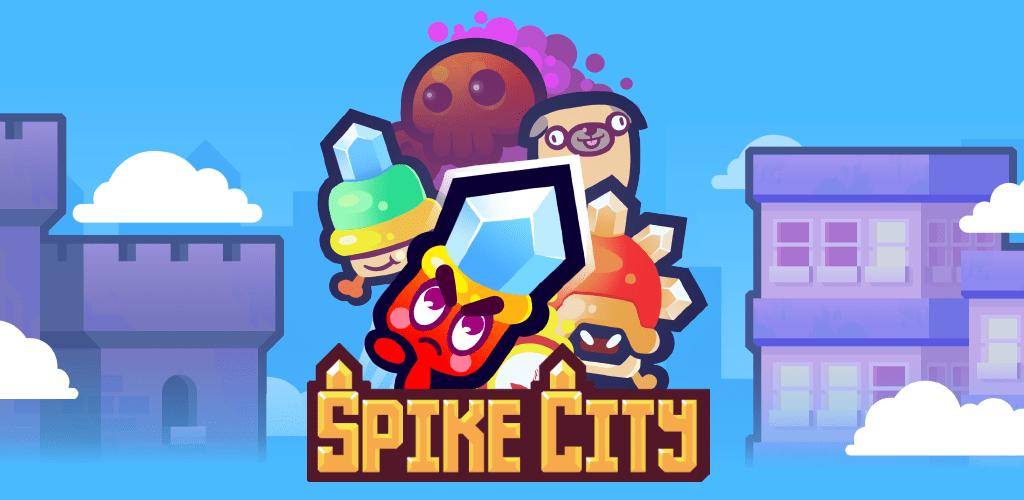 Nitroms Neuestes Puzzle-Plattformer Spike City Ist Jetzt