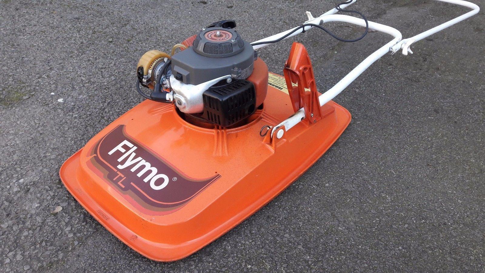 Petrol Flymo 2 Stroke Tl12 Kawasaki Engine 12 Steel Blade