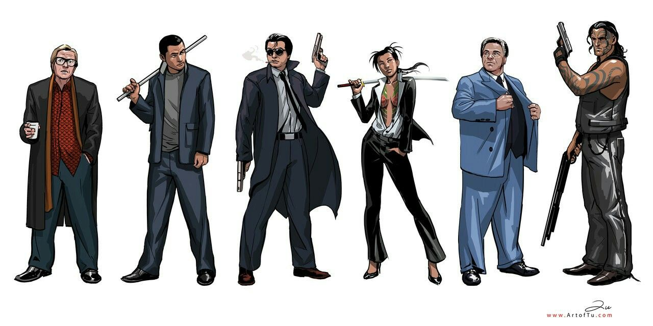 Pin By Jesse Allison On Characters For Rpg Sci Fi Clothing Gang
