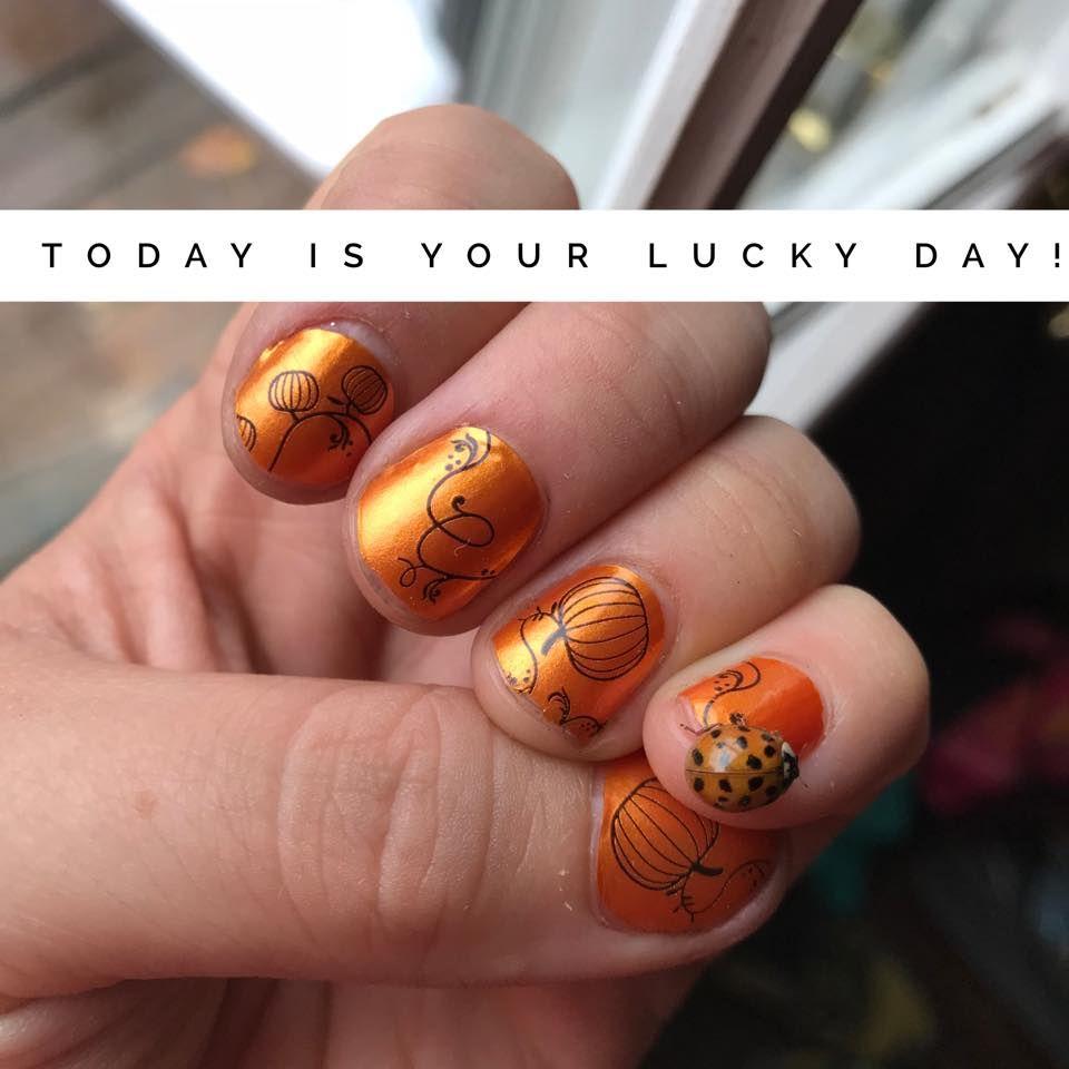 Harvest Nail Art easy application super cute nail polish nail art ...