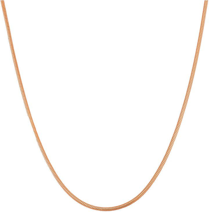 Fine Jewelry 14K Gold Chain Necklace lOy94h9