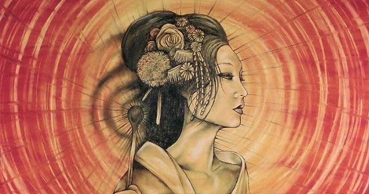 Solar Goddess Amaterasu Divine Ancestor Of The Japanese Imperial