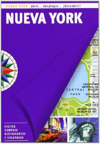 NUEVA YORK / PLANO-GUIA: EDICION ACTUALIZADA 2013 (SIN FRONTERAS) -  #MedinadeMarrakech