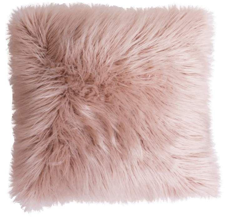Marlo Lorenz Thro By Thro By Keller Faux Fur Throw Pillow