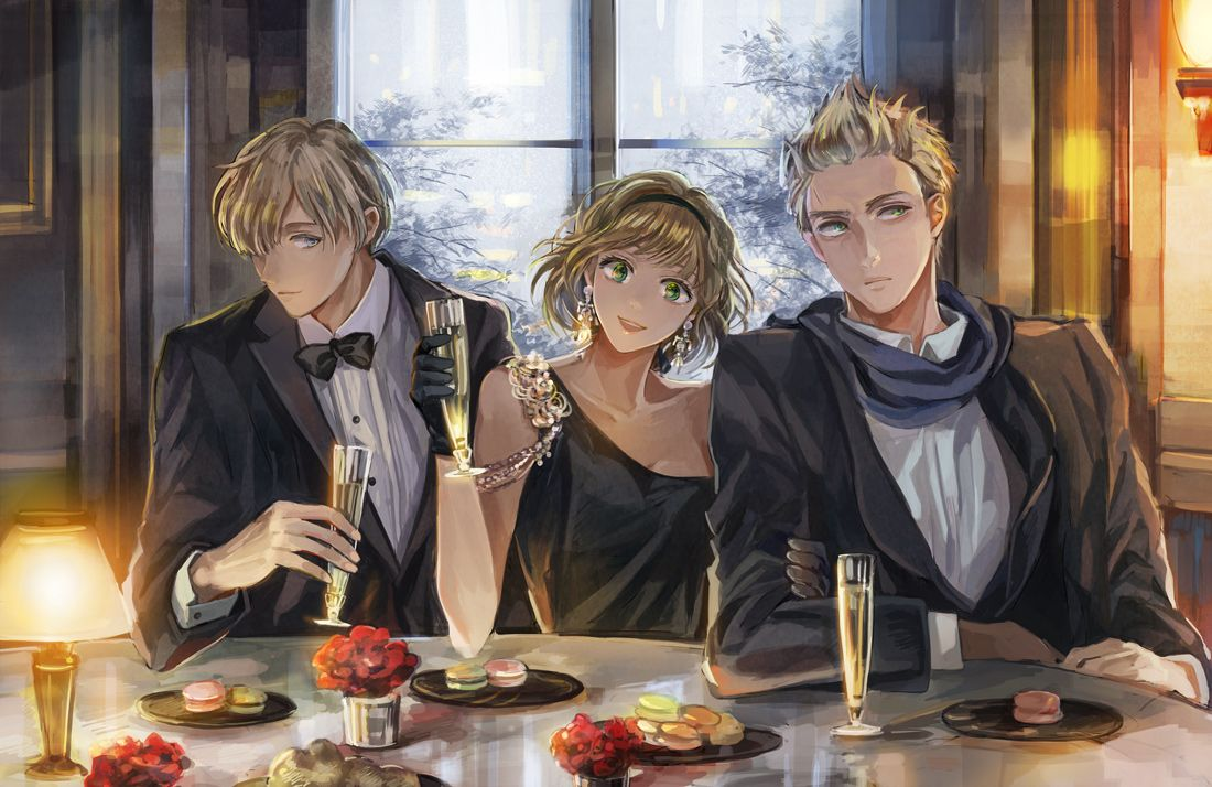 APH Netherlands, Belgium and Luxembourg. Really pretty art.