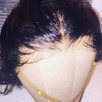 Learn how to VENTILATE (Knot) HAIRS on Lace Fronts - MAKE YOUR 360 - GA  Classes! #wigclass #wigmaking | Realistic Natural Wigs by Egypt Lawson |  Pinterest ...
