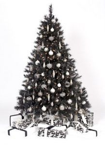 65 ft black stunning prelit clear lights christmas tree only stand check out the image by visiting the link