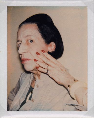 "Diana Vreeland.  ""You Don't Have to Be Pretty. You don't owe prettiness to anyone. Not to your boyfriend/spouse/partner, not to your co-workers, especially not to random men on the street. You don't owe it to your mother, you don't owe it to your children, you don't owe it to civilization in general. Prettiness is not a rent you pay for occupying a space marked 'female'."""