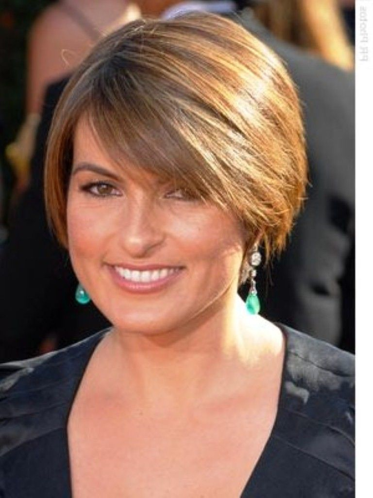 Hairstyles For Round Faces Women Hairstyles For Women Womens Hairstyles Short Thin Hair Hairstyles For Round Faces