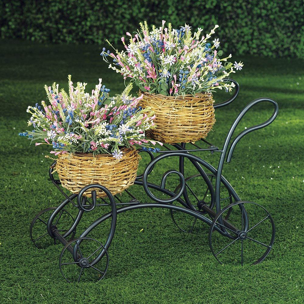 Wheelbarrow Planter | Outdoor Spaces and Places | Pinterest ...
