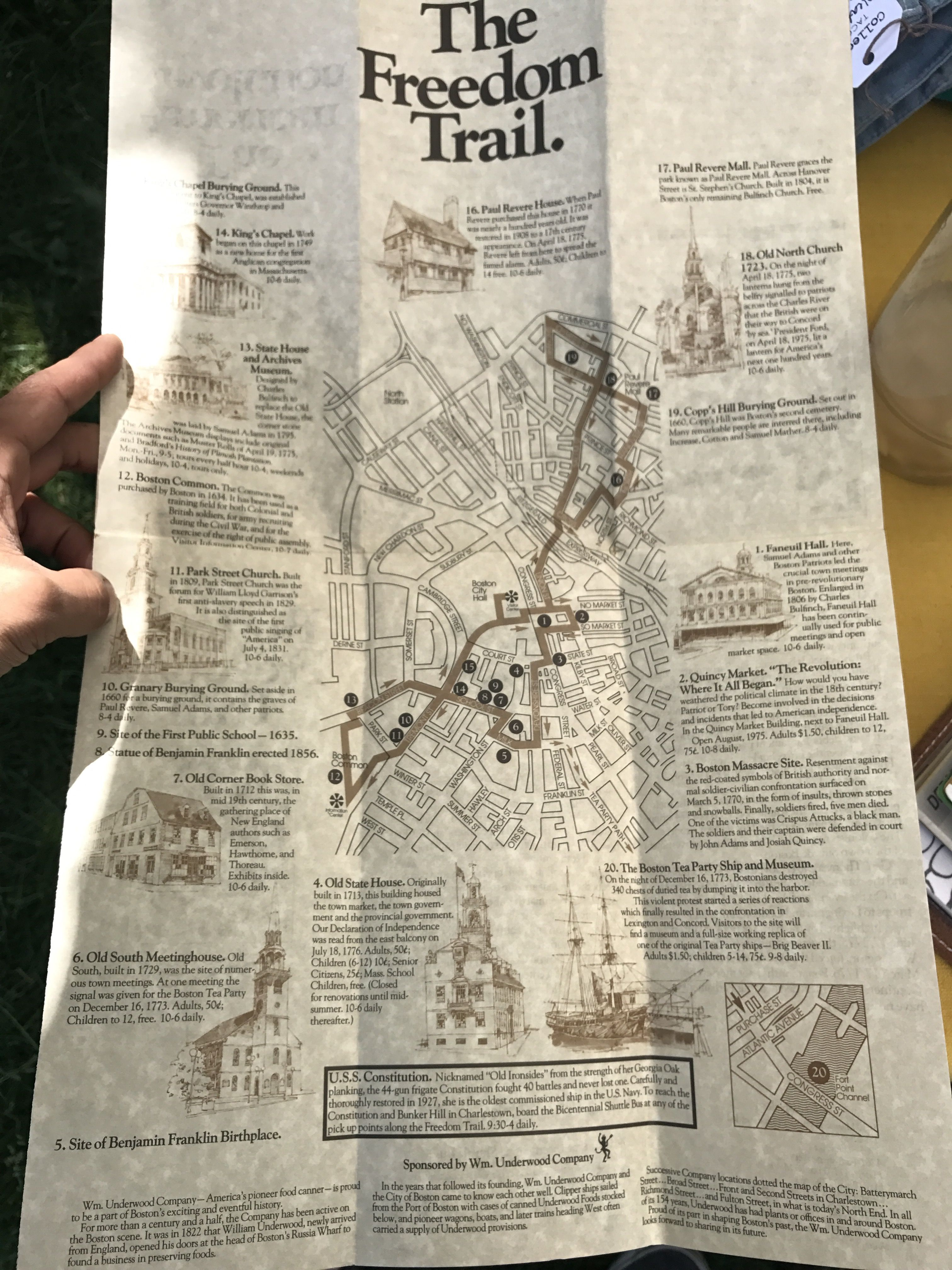 Freedom Trail Map Fallout 4 : freedom, trail, fallout, Where, Freedom, Trail, Fallout, World, Atlas