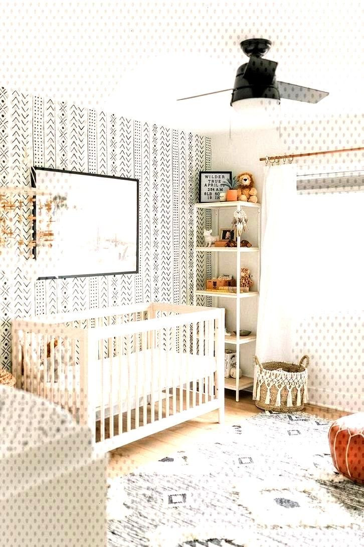 Baby's Room Decoration Models Are Comfortable Boho Style For Your Baby's 64  ↗️99 Baby's Room