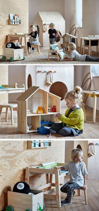 Bon IKEA Is Introducing FLISAT, A New Family Of Childrenu0027s Furniture And  Storage.